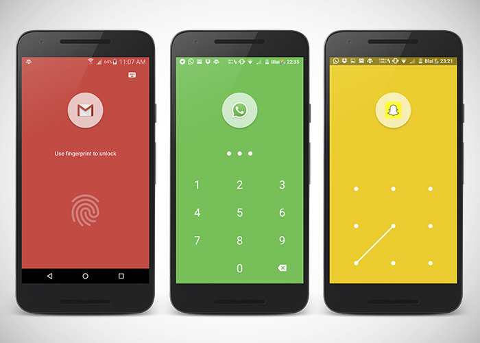 How To Set Up password on your android Phone 2020