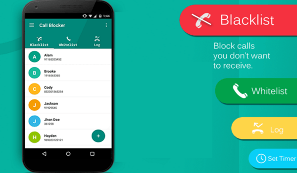 How to Check Block Calls and text on android device
