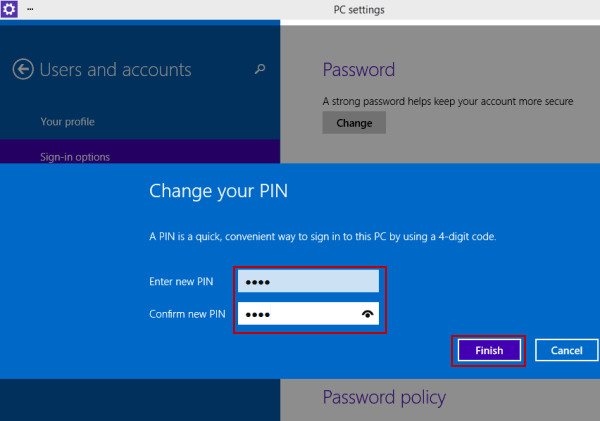 How to Set a Password on Your Computer