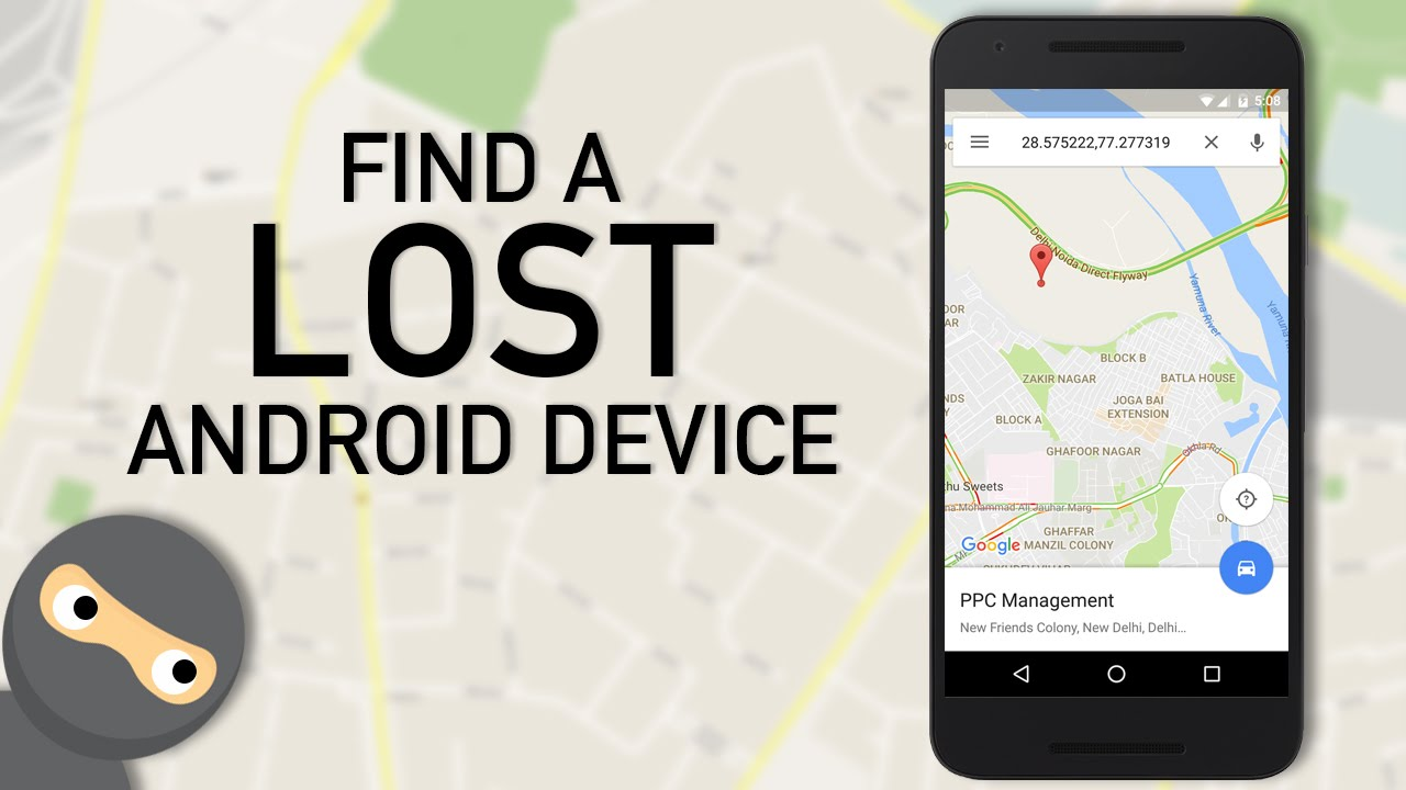 How To Track a Lost Android Phone